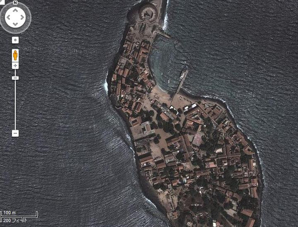 ゴレ島の画像 p1_32