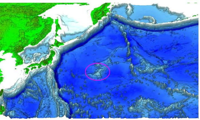 私の世界・知らない世界―太平洋の海底で世界最大の火山を発見 ...